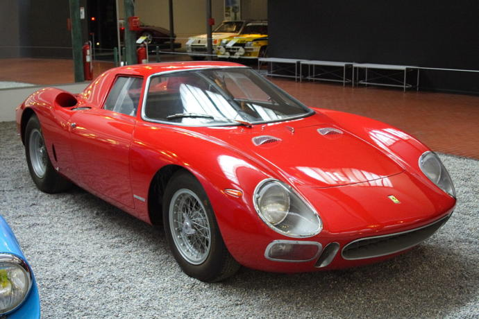 Which of these 7 Super Rare Vintage Ferraris would you choose?
