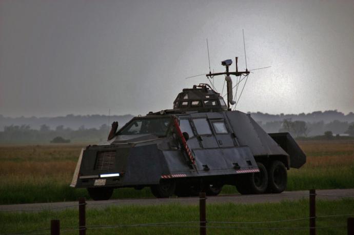 Tornado Intercept Vehicle 2 (TIV 2)
