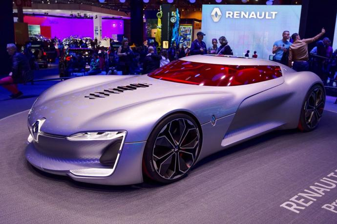 Which of these Super/Sport/Hyper car Concepts would you choose?