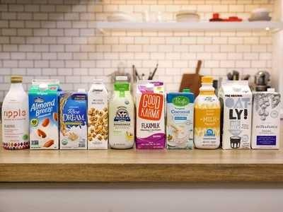 What is your favorite type of non diary milk?