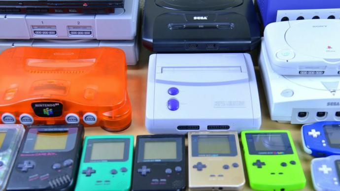 What was one your favourite gaming consoles whilst growing up?