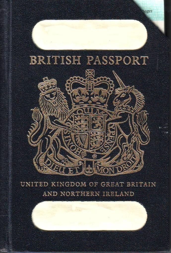 Can the UK have a blue passport as pushed by Brexiteers if Scotland leaves?