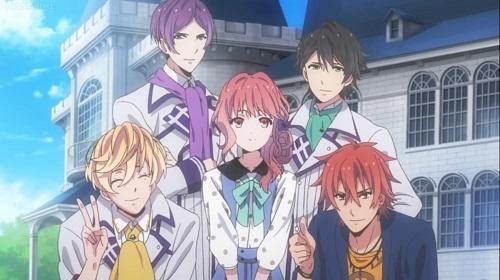 Anime: Bonjour Sweet Love Patisserie