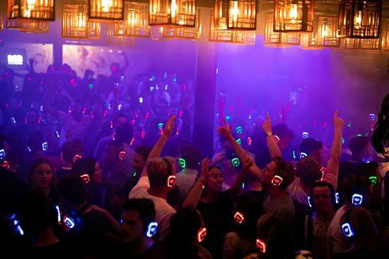 Have you ever been at a silent disco?