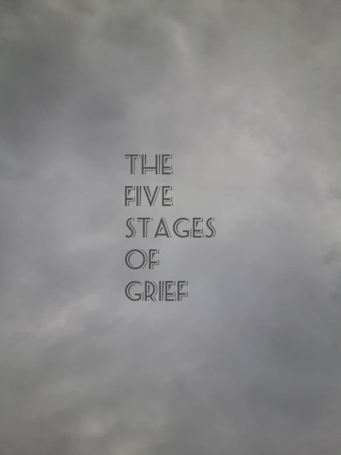 Advice for going through the 5 stages of grief?