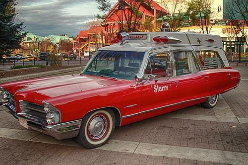 Which of these Vintage Emergency Vehicle's is your favorite?