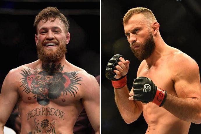 Anyone else into UFC MMA fights? ... CONOR v COWBOY this Saturday?
