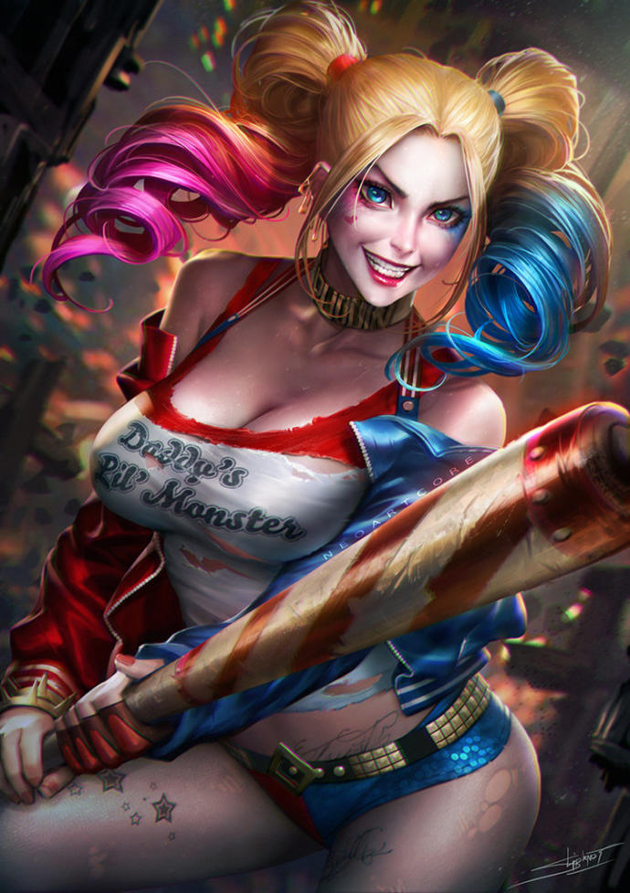Anyone going to see the new Harley Quinn movie -BIRDS OF PREY in February?