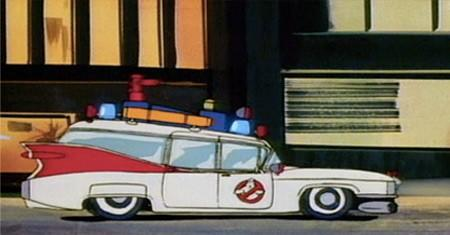 80s cartoons: what is your favorite animated car out of this list?