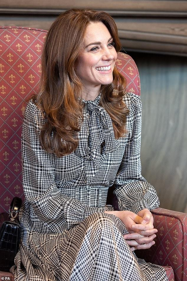 What do you think of The Duchess of Cambridge's dress?