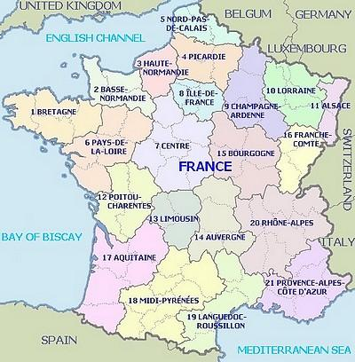 Whats your favorite region of France?