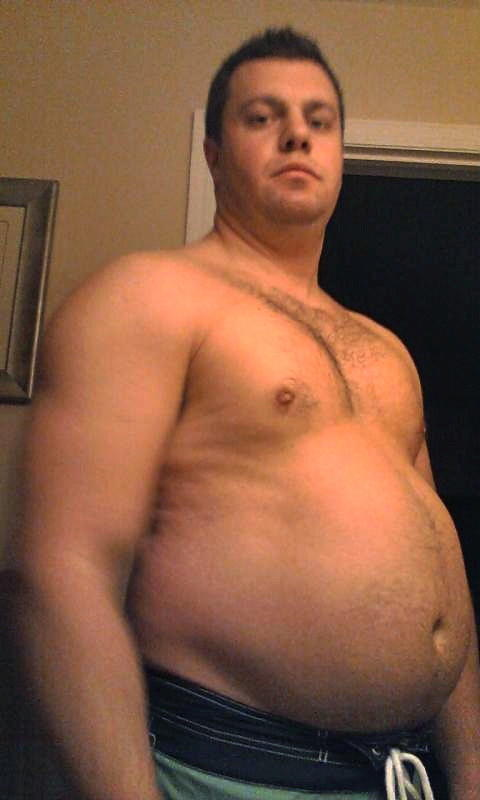 What do you think of a guy with a beer gut?