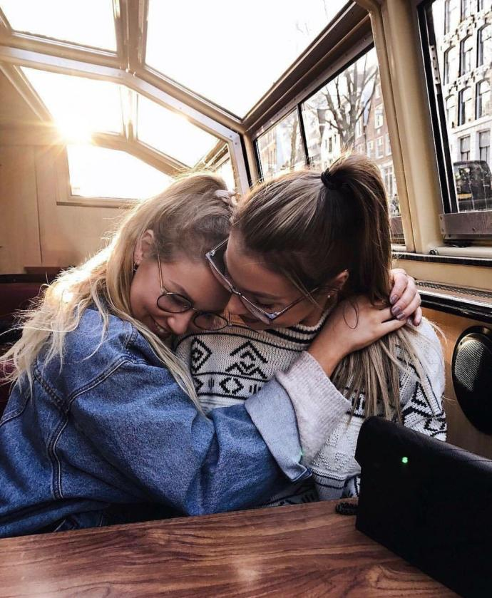 Why do girls conversations together always seem so much more deeper and guys conversations together seem more surface in nature?