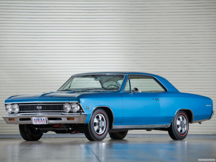 Which of these classic muscle cars are your favorite?