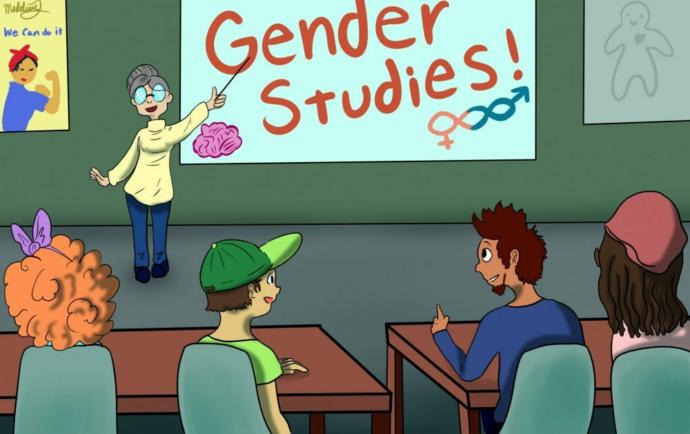 Has anyone ever taken classes with gender studies before or is planning to take classes in the future?