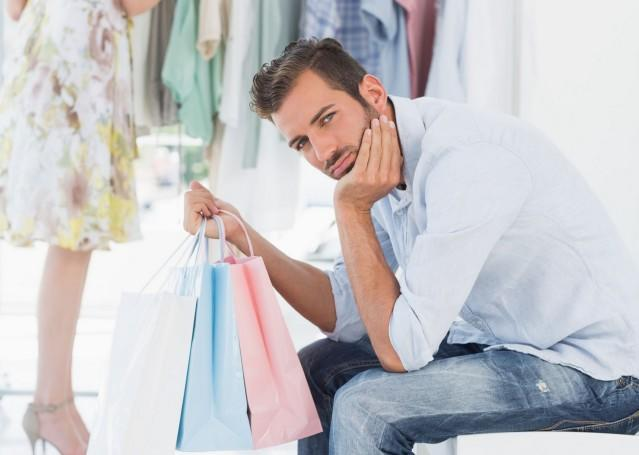 Guys, would you go clothes shopping with your girlfriend/wife?