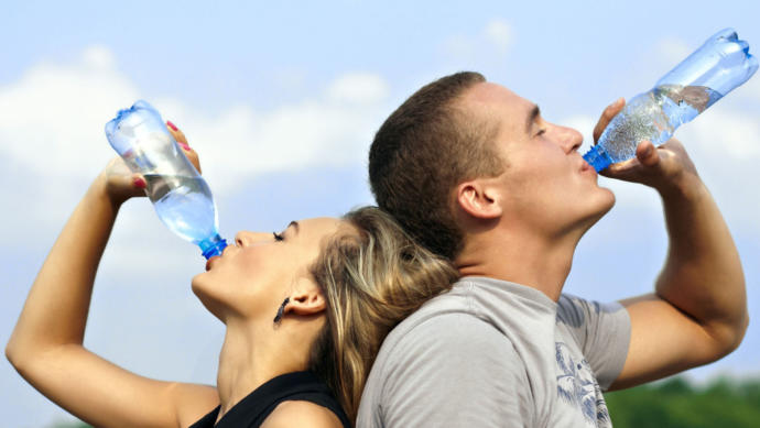 How much water do you drink daily? Weekly? (See more below)?