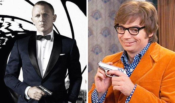 Who is the better secret agent: Austin Powers or James Bond?