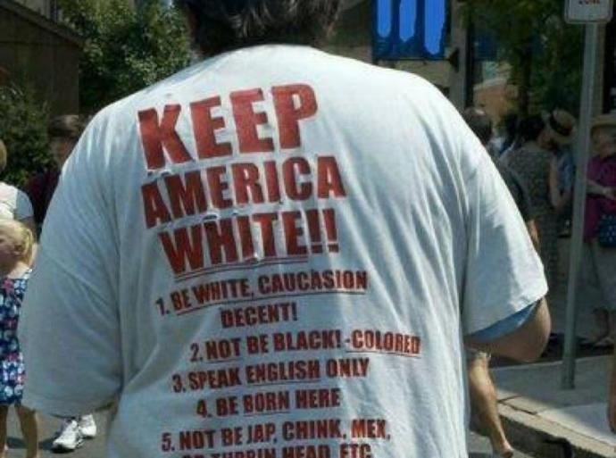 Do you think the Right realizes how lucky they are that the Native Americans were not as bigoted as they are?