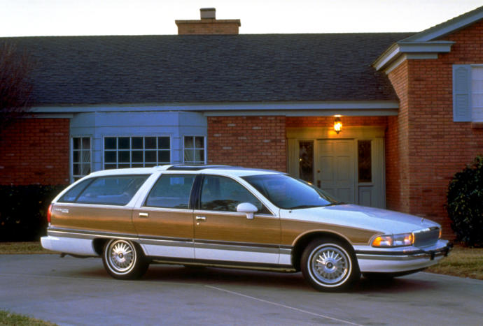 Which of these Fast Station Wagons would you choose for free?