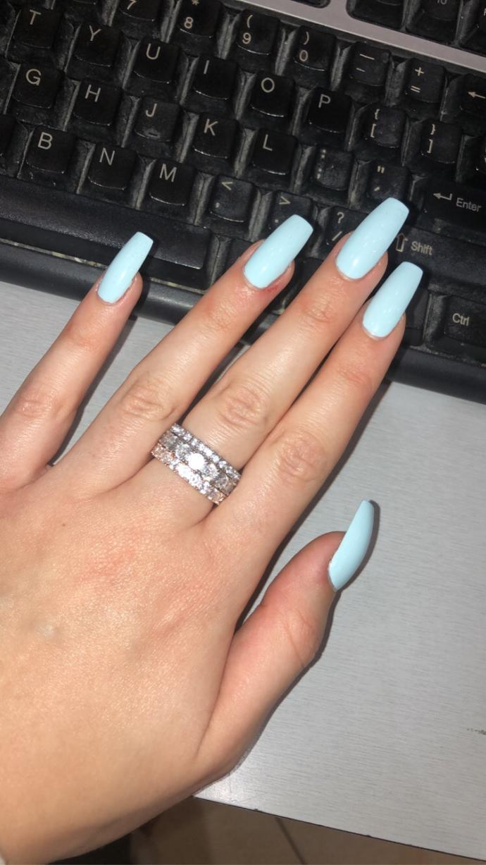 Did these nails myself: how do you like them?