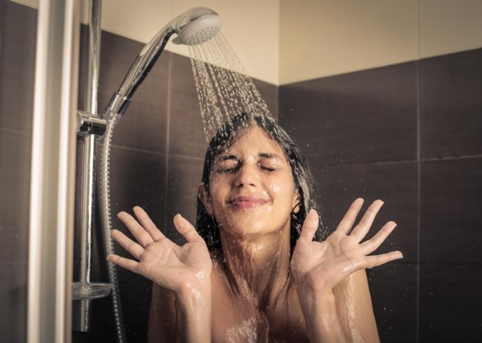 How do you personally wash your face?