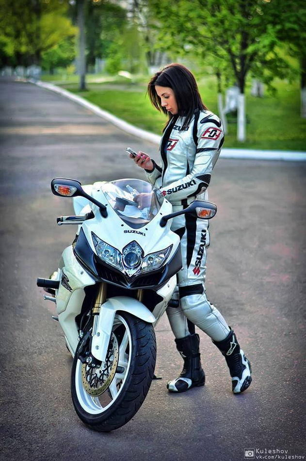 Why are biker woman are soo sexy and badass?