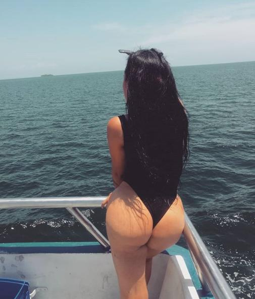Would you date a girl with butt implants?