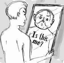 In general, how content are you with your own appearance?