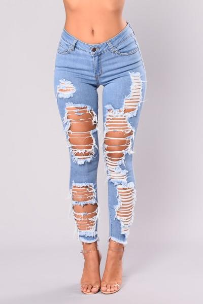 Do you like ripped jeans?