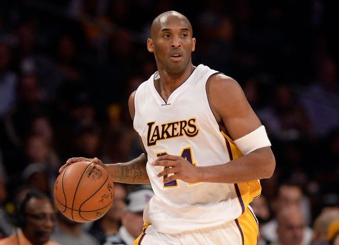 Kobe Bryant died in a helicopter crash?