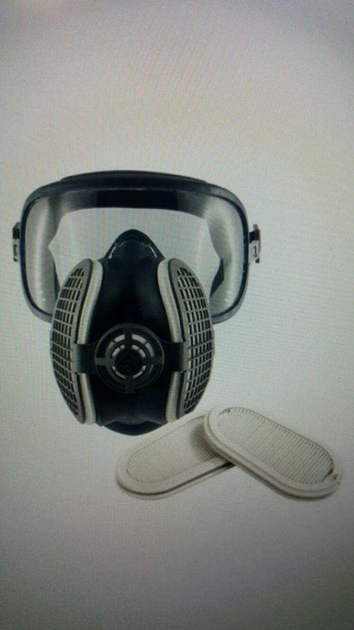 About virus protection masks?
