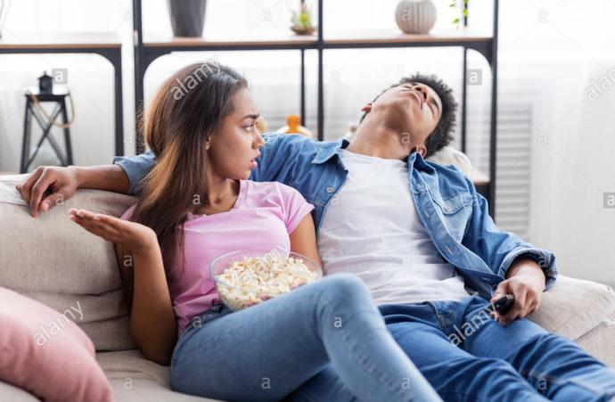 Guys, if your girl really really wanted you to watch a show like The Bachelor with her, would you?
