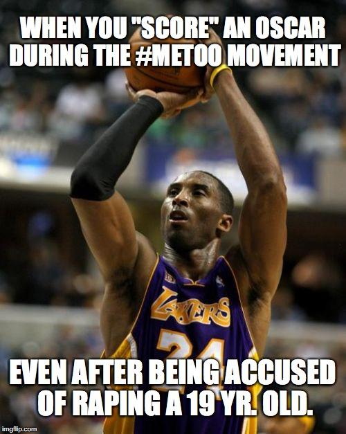 Why is everybody crying over the death of rapist Kobe Byrant?