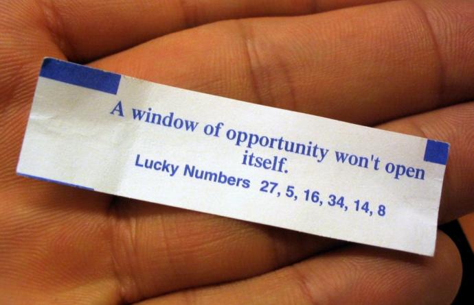 Do you believe in lucky numbers?