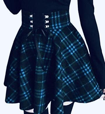 I have some points saved up so this is a freebie.. Which  SKIRT should I get {I will be pairing with either boots , posted below}?