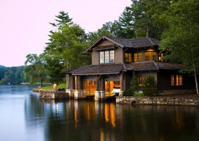 Would you rather have a lake house or a beach house?