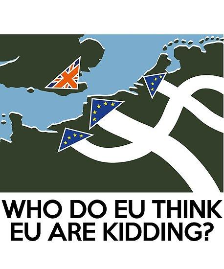 BREXIT. How do you feel now that Britain has finally escaped the clutches of the Fourth Reich?
