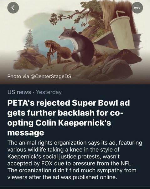 Someone needs to destroy PETA. Who is going to do it?