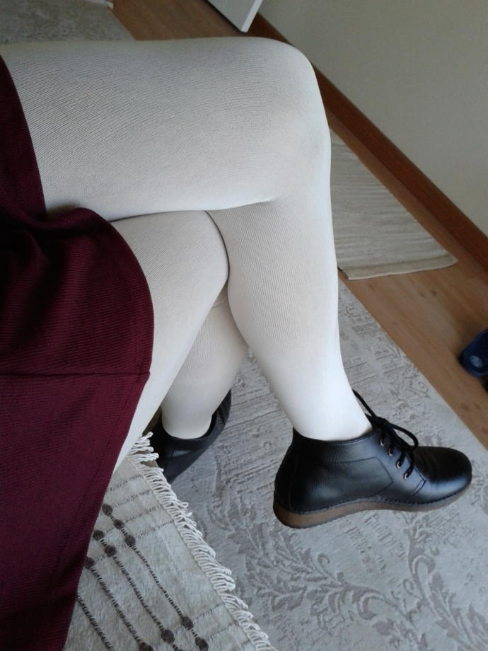 Girls, My new ankle boots for winter. What do you think?