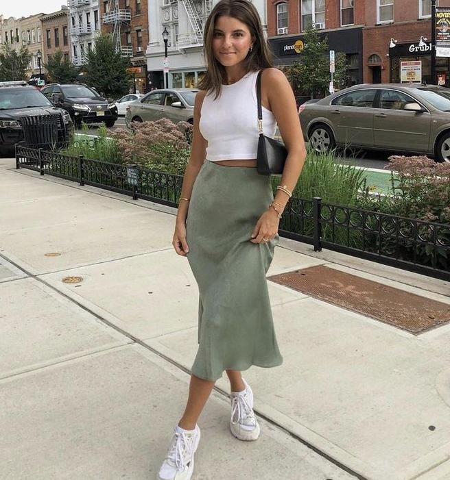 Thoughts on midi skirts?