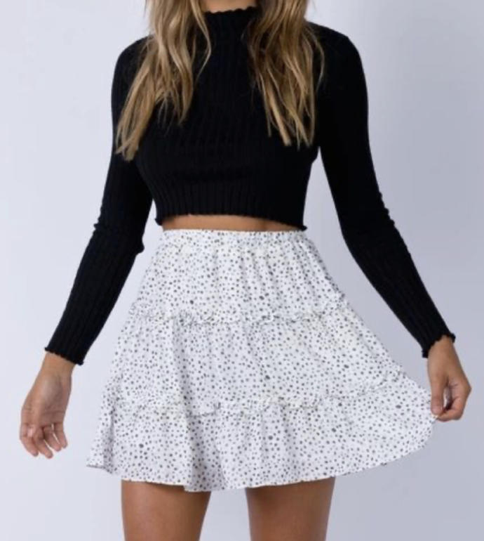 What type of skirt is your fav on girls?