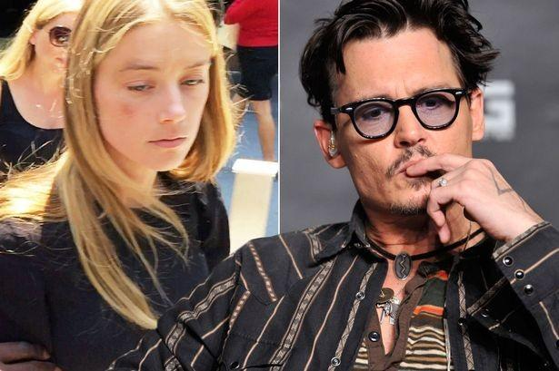Is amber heard a piece of shit for abusing ex husband johnny depp?
