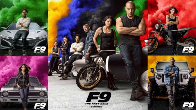 Who's going to see Fast & Furious 9 (see Trailer below)?