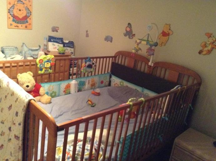 His nursery