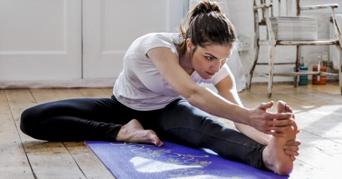 Do you stretch before or after a physical activity?