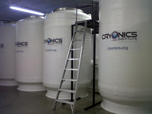 Cryostasis, would you pay to be frozen alive but in a sleep?