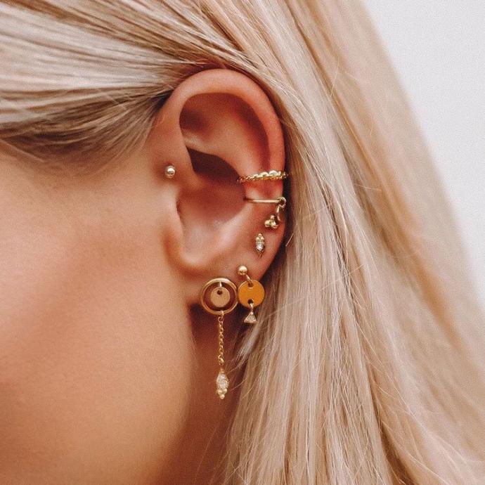 Do I have too many ear piercings?