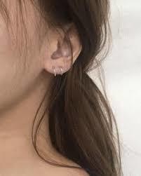 Guys, do you like double piercings?