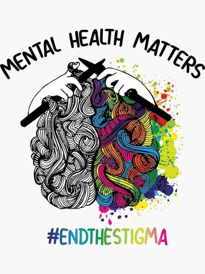 Do you think we need to pay more attention to mental health/ending the stigma?